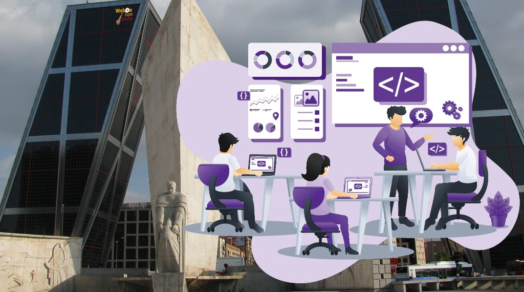 Empresas que hacen páginas web en Madrid
